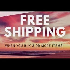 FREE SHIPPING !!!!